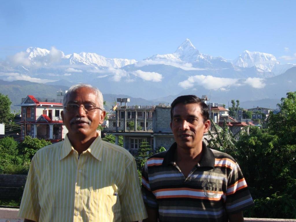 Pokhara house