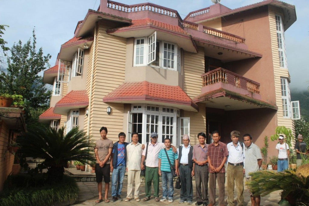 Asha Bhawan Thankot residence